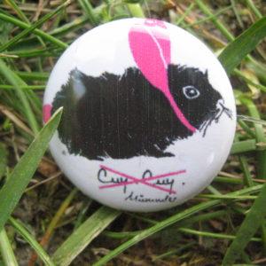 BUTTON Kaninchen