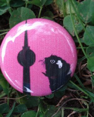 Button Berlin, pink