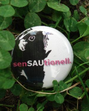 """Button """"SenSAUtionell"""""""